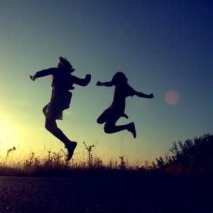 freedom and joy